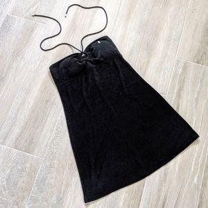 Ralph Lauren Strapless/ Halter Tie Swim Cover-up